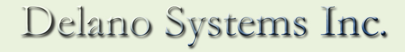 Delano Systems Inc. Logo